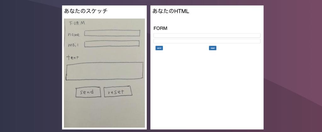Microsoft AI labが開発してる手書きのワイヤーからHTML5コーディングしてくれる「Sketch 2 Code」がすごそうなので試してみた
