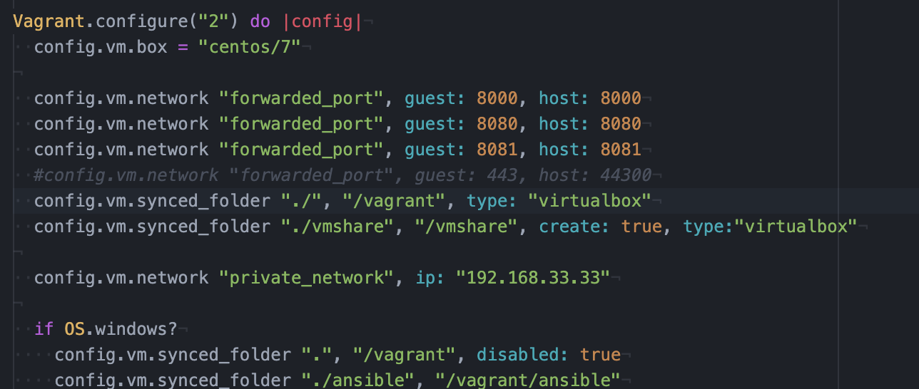 centos/7+Vagrant+VirtualBoxでrsyncが失敗する解決法(There was an error when attempting to rsync a synced folder.)