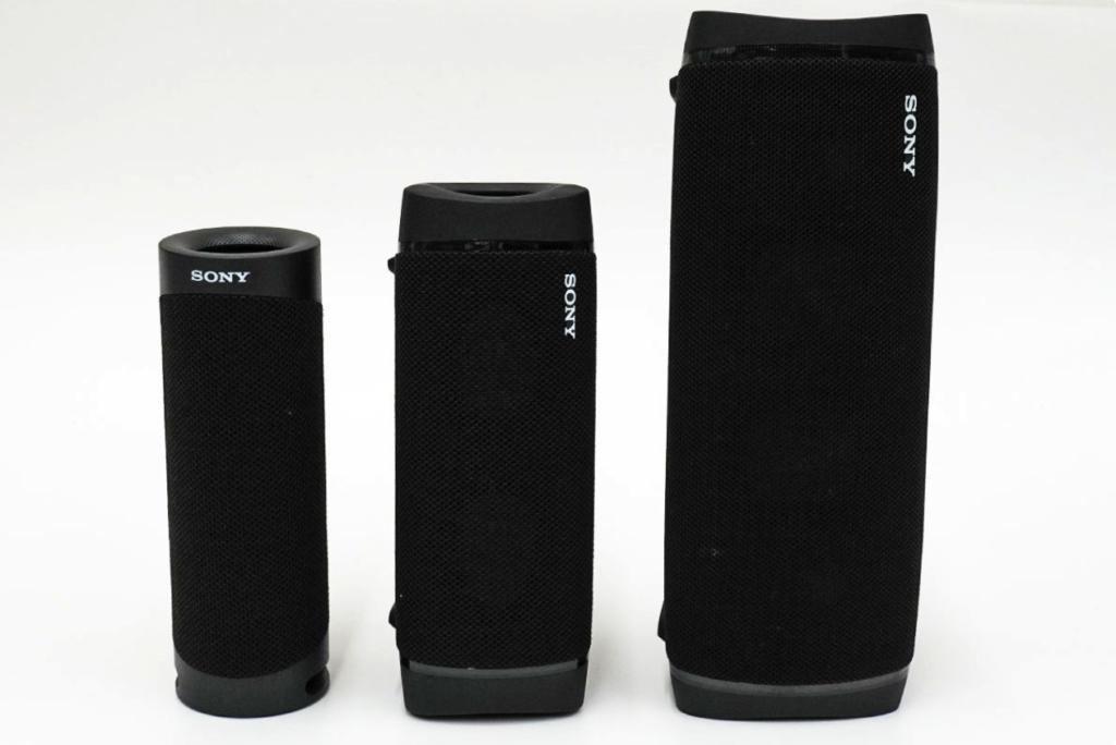 【レビュー】ソニー ワイヤレスポータブルスピーカー SRS-XB43 2020年モデル / ベージュ SRS-XB43 を使ってみた感想